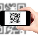 13-Scanning quick response code pattern with mobile smartphone ©Shutterstock.comBloomua