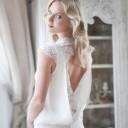 Robe de mariée 2015 @ Fabienne Alagama