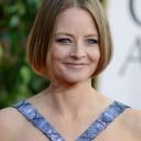 Jodie Foster Golden Globes 2013