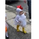 déguisement de poulet