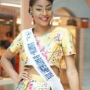 Anaelle Hyppolite Miss Saint-Martin Saint-Barthelemy 2016