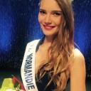 Esther Houdement Miss Normandie 2016