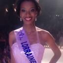 Justine Kamara Miss Lorraine 2016