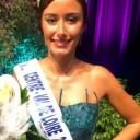 Margaux Legrand-Gerineau Miss Centre-Val de Loire 2016