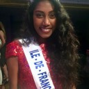 Meggy Pyaneeandee Miss Ile-de-France 2016