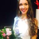 Mélissa Nourry Miss Franche Comté 2016