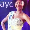 Naïma Madi Mahadali Miss Mayotte 2016
