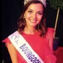 Naomi Bailly Miss Bourgogne 2016