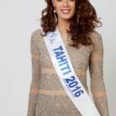 Vaea Ferrand Miss Tahiti 2016