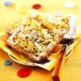 Tartelettes aux pommes râpées