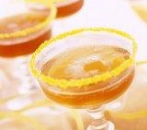 Cocktail Rose de Noël