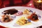 Hareng de Norvège au raifort et aux épices de Noël