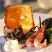 Aspic de crevettes norvégiennes à la bière