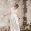 Robe de mariée Automne - Hiver 2015 @ Constance Fournier