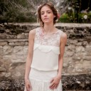 Robes de mariée 2015 @ Constance Fournier