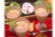 Sorbet d'anone (ou cherimoya)