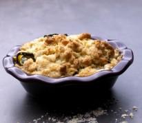 crumble-de-courgettes-au-jambon-cru-et-au-fromage-frais