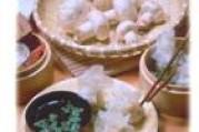Bouchée de champignons à la chinoise