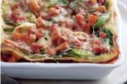 Lasagnes aux petits légumes