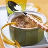 Crème brûlée aux zestes d'agrumes