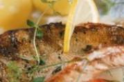 Pavés de saumon aux noix de saint-jacques