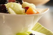 Salade de fruits aux litchis