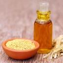 Huile de moutarde-remède anti chute de cheveux