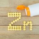Complément alimentaire de zinc - remède anti chute de cheveux