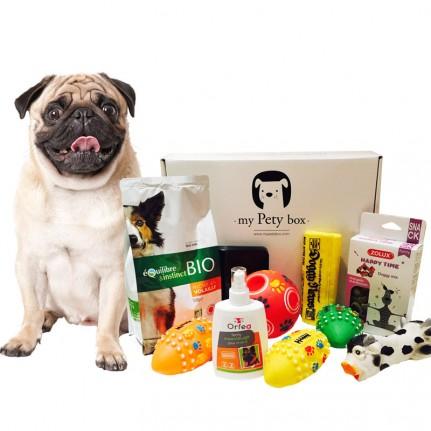 cadeau pour chien une box surprise pour votre chien tous les mois diaporama animaux doctissimo. Black Bedroom Furniture Sets. Home Design Ideas