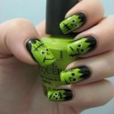 nail-art-halloween-frankenstein
