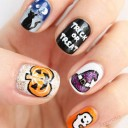 nail-art-halloween-trick-or-treat