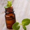 huile essentielle de menthe poivrée - remède naturel contre les ronflements