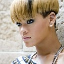 Le bol blond de Rihanna