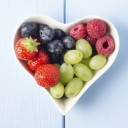 coeur-fruits