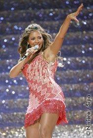 Les cuisses fermes de Beyoncé