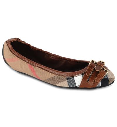 Burberry Femme Chaussure Chaussures Ballerines Burberry