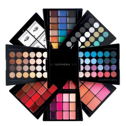 la palette color festival de sephora - Prix Maquillage Mariage Sephora