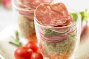 verrine-de-quinoa-et-saucisson-sec