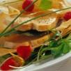 Le foie gras aux graines de pavot bleu