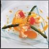 Langoustines rôties et beurre d'agrumes