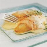 Gratiné d'endives au saumon fumé