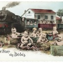 Train-bebes_Cartes-postales_InedEditions