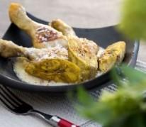 poulet-au-lait-de-coco-et-bananes-plantains