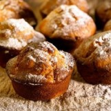 Muffins aux abricots