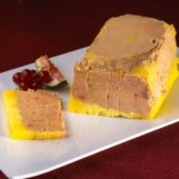 Terrine de foie gras frais de canard