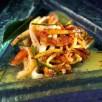 Fricassée de calamars aux pommes de terre crémées
