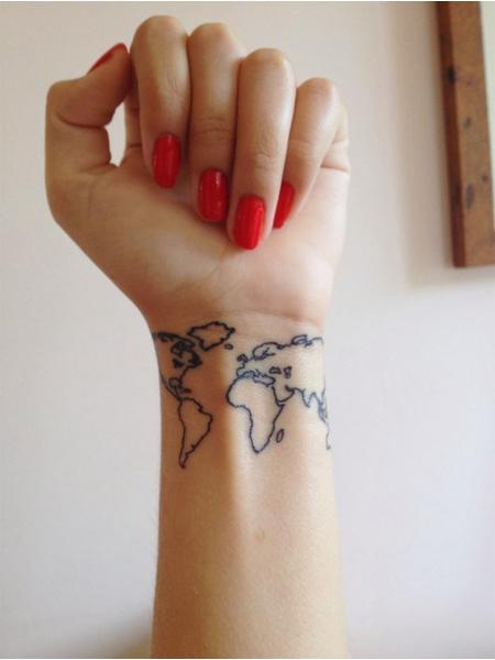 Tatouage poignet  70 tatouages poignet qui nous inspirent , Diaporama Beauté , Doctissimo