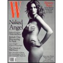 Cindy Crawford - star nue enceinte