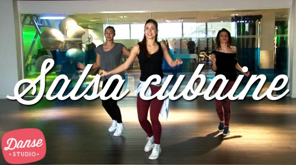 salsa cubaine chor graphie de salsa cubaine en vid o une vid o forme doctissimo. Black Bedroom Furniture Sets. Home Design Ideas
