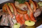 Choucroute alsacienne à l'ancienne